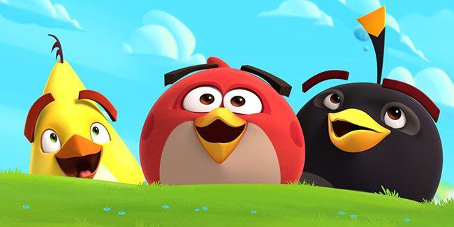 Netflix prepara una serie con los Angry Birds