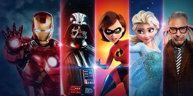 Disney+ llega con un 25% menos de calidad a Europa