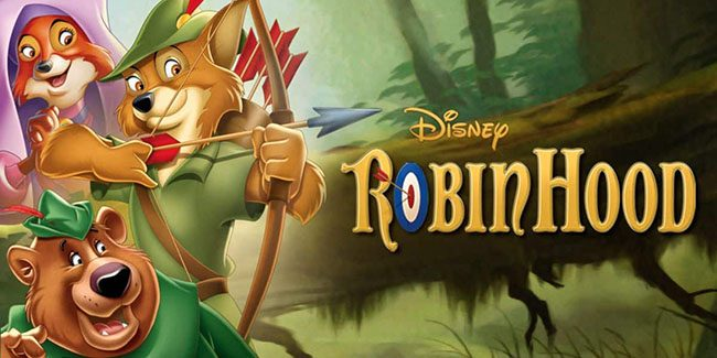 Robin Hood, la remake en CGI del clásico de 1973 para Disney+