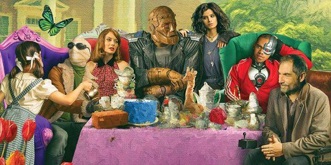 Doom Patrol, está también Dorothy Spinner en el poster de la temporada 2