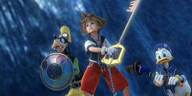 Kingdom Hearts, se estaría trabajando en una serie para Disney+