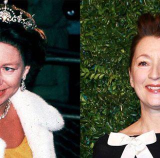 The Crown, Lesley Manville será la princesa Margarita en la última temporada