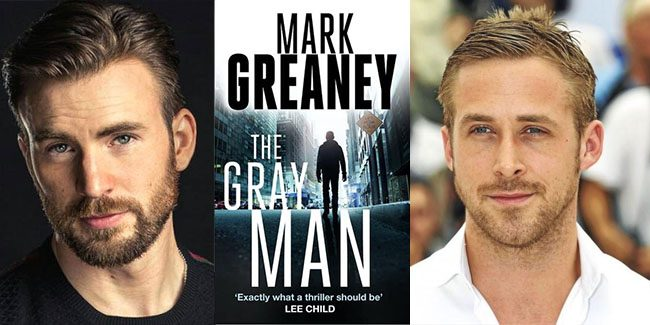 Chris Evans, Ryan Gosling y los hermanos Russo se unen en The Gray Man