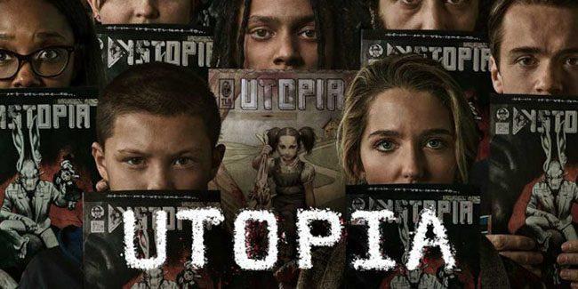 Utopia, se presentó el teaser tráiler de la nueva serie con sello Amazon