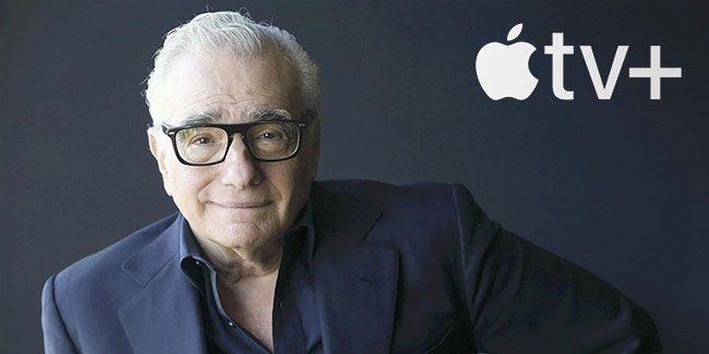 Martin Scorsese y Apple se unen en un nuevo filme y proyectos para televisión