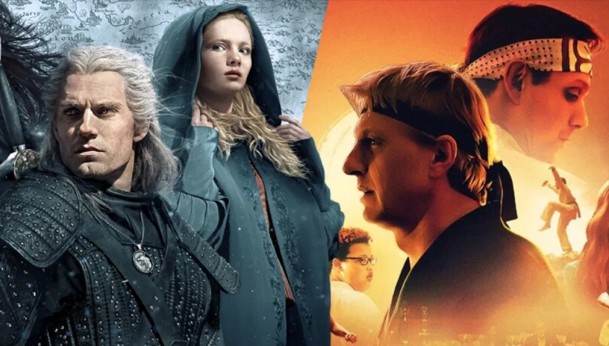 The Witcher, You y Cobra Kai volverán a Netflix a fines del 2021